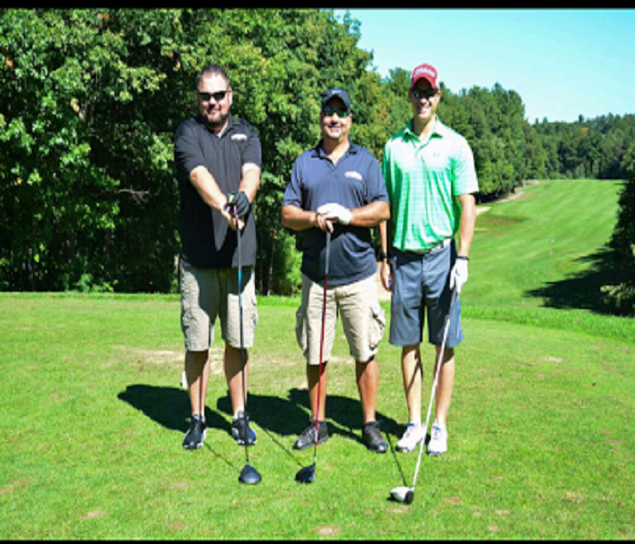 SERVPRO Customer Appreciation Golf Tournament
