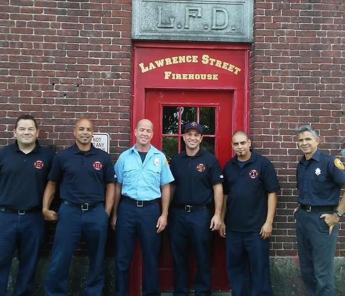 Lawrence St Fire House