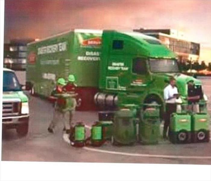 Why SERVPRO SERVPRO of Lowell is currently hiring Full & Part time Sales/Marketing Representatives