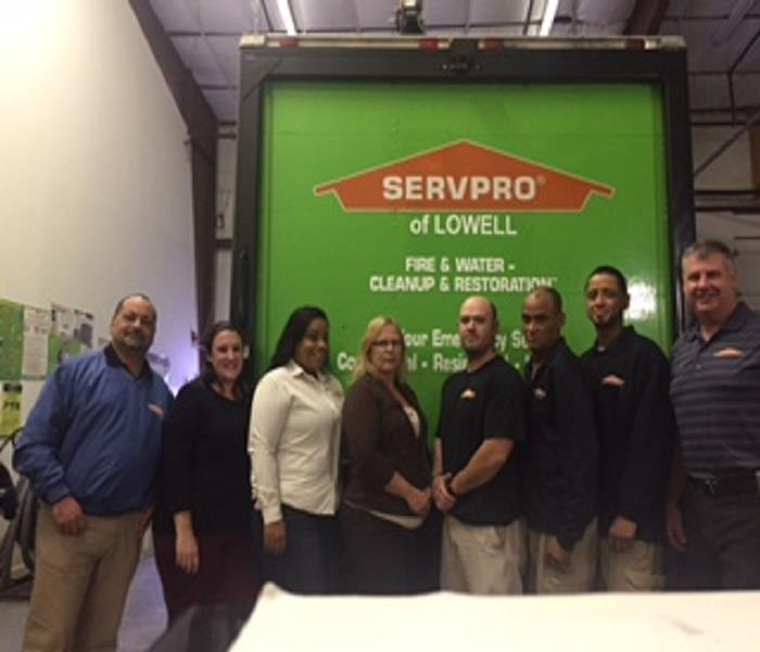 General For Immediate Service in Lowell, call SERVPRO